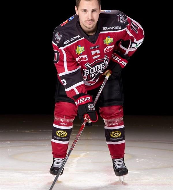 Daniel Gustavsson #10 avslutar sin aktiva karriär.