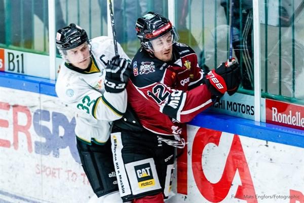 Boden hockey förstärker defensiven med högerskytt