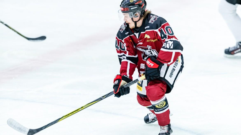 Boden Hockey förlänger med skarpskytt