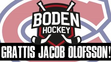 Grattis Jacob Olofsson!