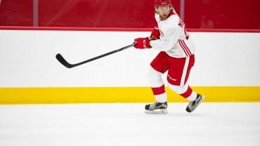 Boden hockey förstärker med NHL-draftad back