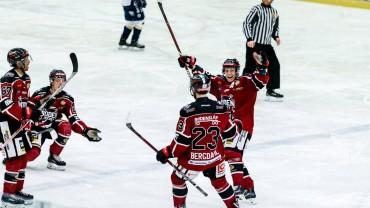 Piteå drog det längstra strået efter en rafflande upphämtning av Boden hockey