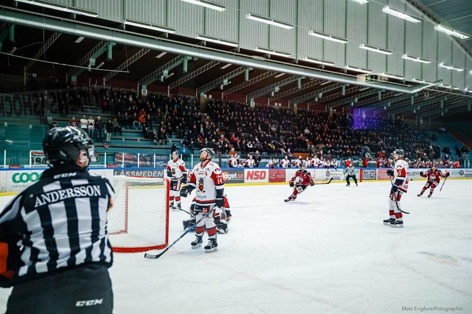 Highlights: </br>Boden Hockey vs. SK Lejon