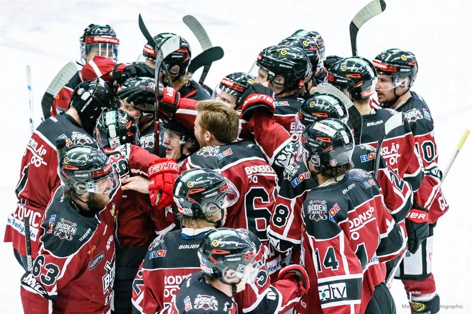 Klar seger mot Östersund!