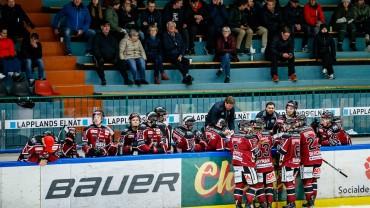 Inför matchen: </br > Boden Hockey vs. Vännäs HC