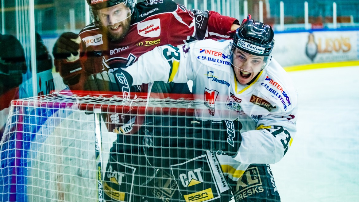 Highlights: </br> Boden Hockey vs. Östersunds IK