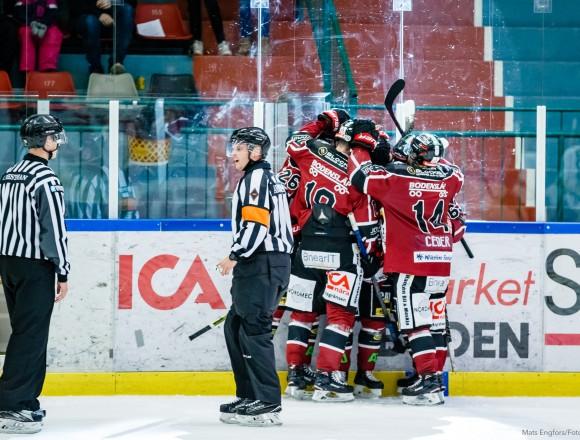 Viktig vinst mot Vännäs HC!