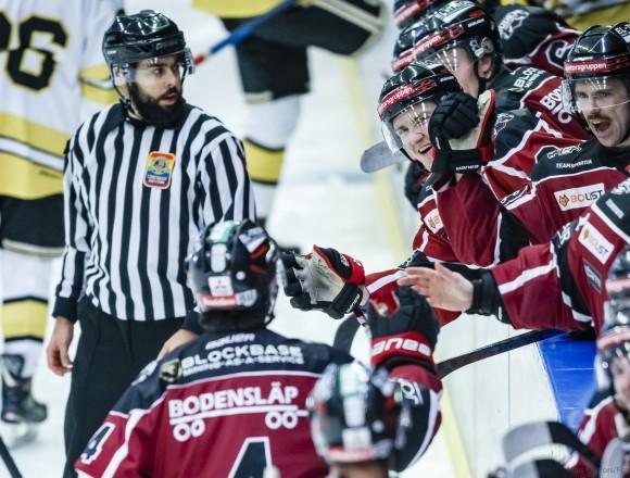 Inför matchen: Boden Hockey vs. Vännäs HC