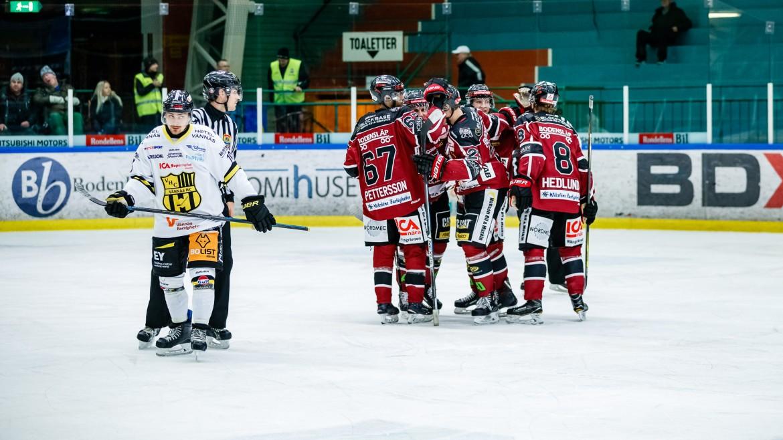 Highlights: </br> Boden Hockey vs. Vännäs HC