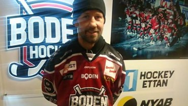 Boden Hockey förstärker med Per Ledin