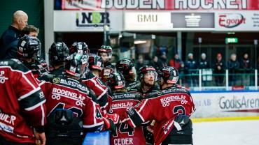 Inför matchen: Boden Hockey vs. Väsby IK HK