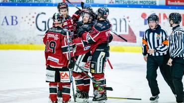 Highlights: Boden Hockey vs. Kalix HC
