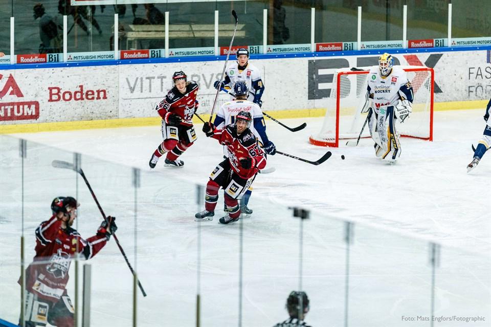 Inför matchen: Boden Hockey vs. Almtuna IS