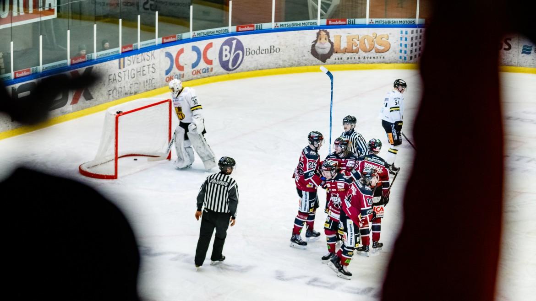 Stabil seger mot Vännäs HC