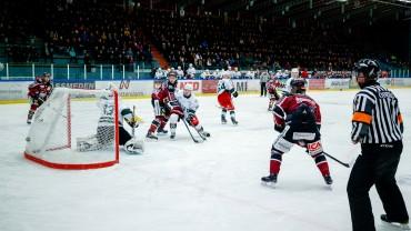 Highlights: Boden Hockey vs. Huddinge IK