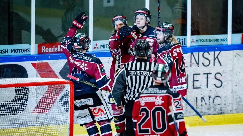 Boden straffade Köping!