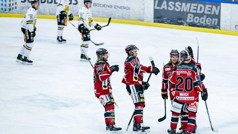 Inför matchen: Boden Hockey vs. HC Vita Hästen