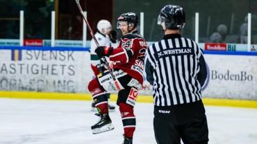 Inför matchen: Boden Hockey vs. Hudiksvalls HC