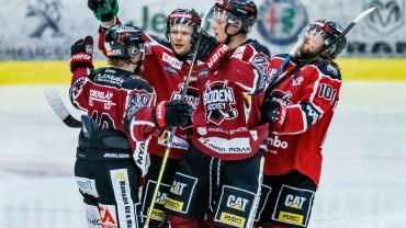 Förlust mot Hudiksvalls HC