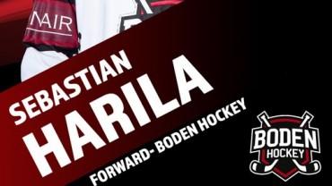 #2 Sebastian Harila förlänger!