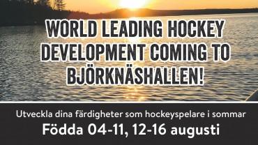 Boden Hockey Summercamp 2019