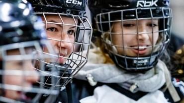 Missa inte vår damhockey!