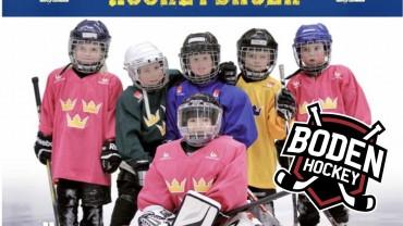 Börja spela hockey!
