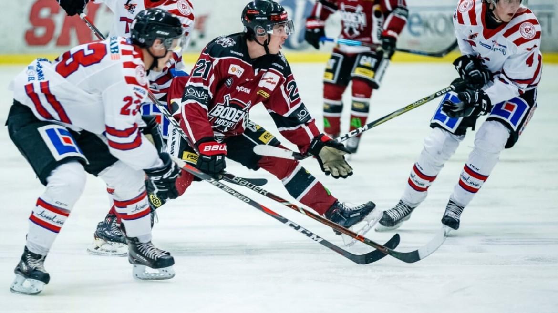 Inför matchen: Boden Hockey vs. Tegs SK