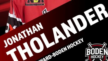 "Jonathan Tholander: ""Fullt ös"""