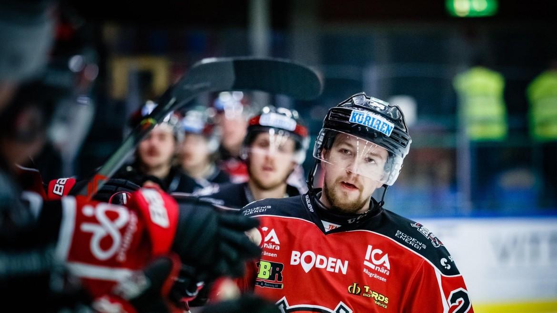 """Viktor Sandberg förlänger: """"kriga om avancemang till Allsvenskan"""""""