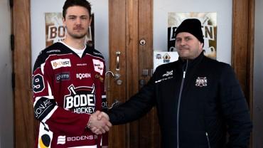 "David Otter: ""Målmedveten hockeymålvakt med vinnarskalle"""