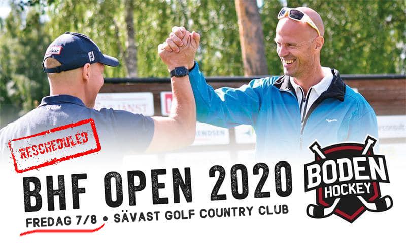BHF Open 2020