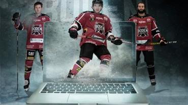 Webbsändning: Boden Hockey vs. Piteå HC