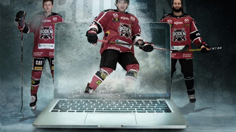 Webbsändning: Boden Hockey vs. Östersunds IK