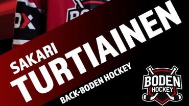 Boden Hockey värvar meriterad finsk back