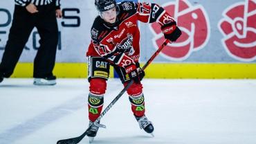 """Felix Dahlroth förlänger: """"Boden Hockey betyder allt för mig"""""""