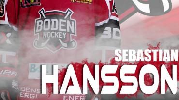 """Hansson förlänger: """"ta upp Boden till Allsvenskan"""""""