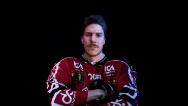 """Robin Höglund till Boden Hockey: """"komma upp till norr och känna på en riktigt härlig hockeymiljö"""""""