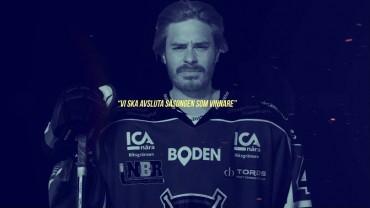"""Anton Avehag till Boden Hockey: """"allt kring föreningen känns bra"""""""
